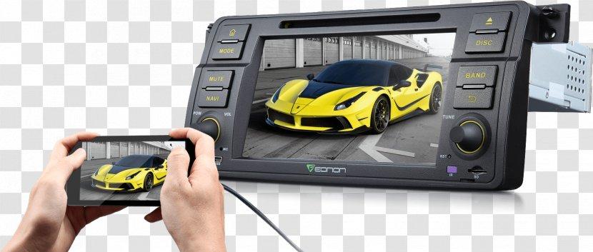 Car GPS Navigation Systems Vehicle Audio Wiring Diagram Touchscreen - Dvd  Transparent PNGPNGHUT