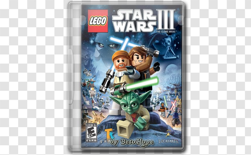 Lego Star Wars Iii The Clone Ii Original Trilogy Wars Complete Saga Xbox 360 Toy Iii