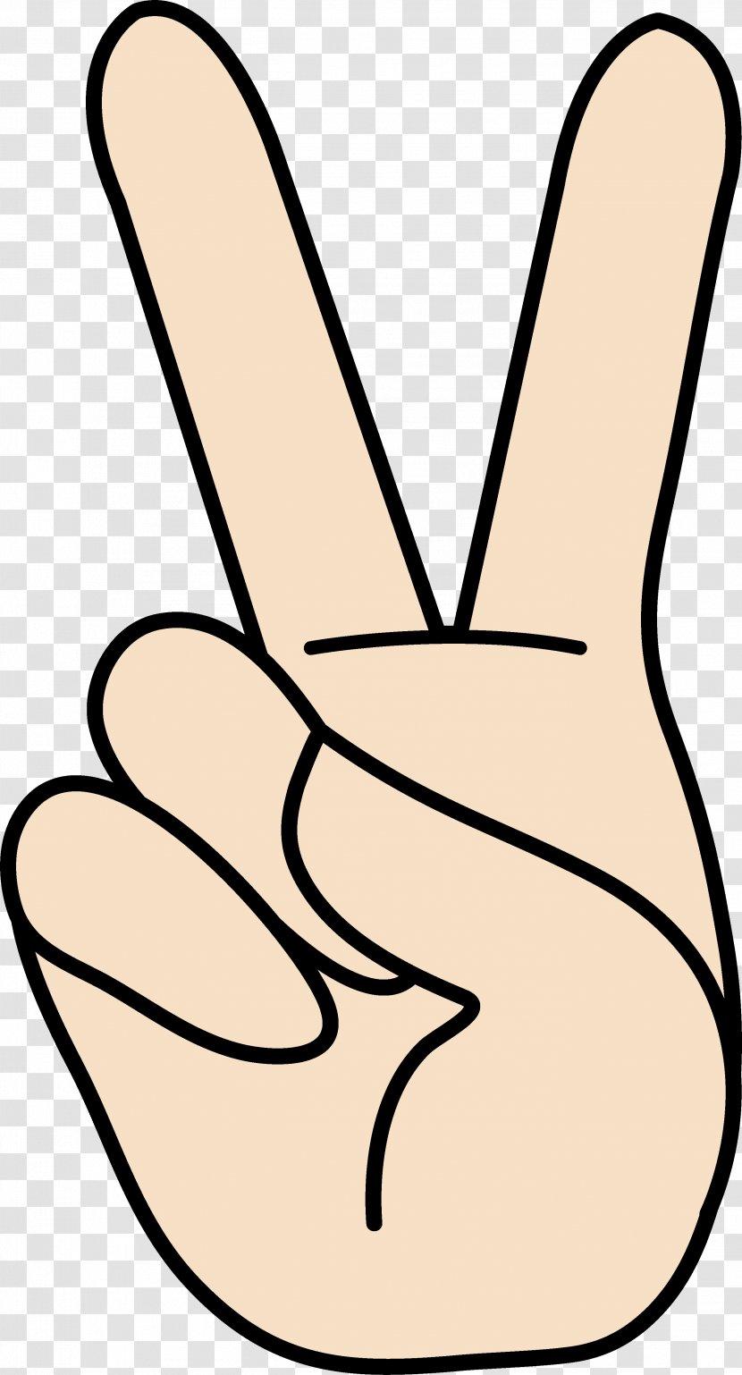 Peace Symbols V Sign Hand Clip Art Ok Side Cliparts Transparent Png
