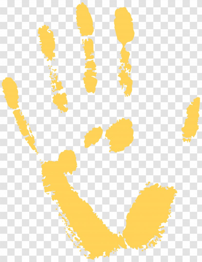 Icon, Baby handprint transparent background PNG clipart | HiClipart
