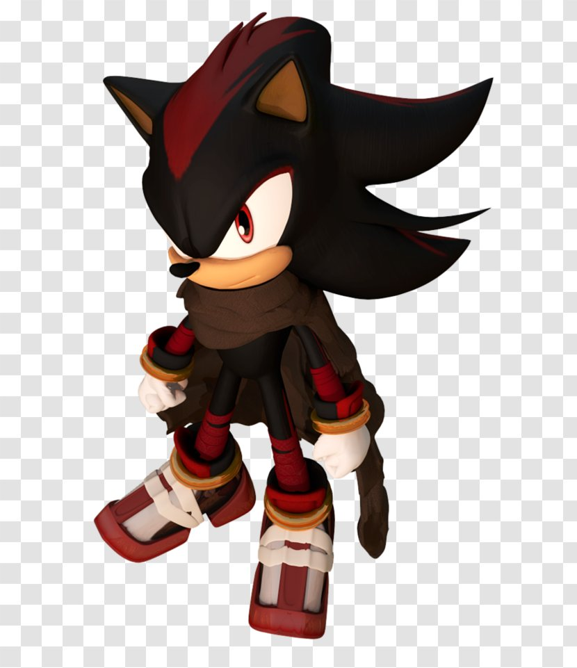 Shadow The Hedgehog Sonic Boom Rise Of Lyric Generations 3d Skeleton Gun Transparent Png