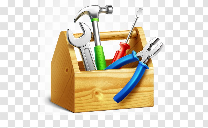Toolbox Icon - Application Software - Free Download Transparent PNG