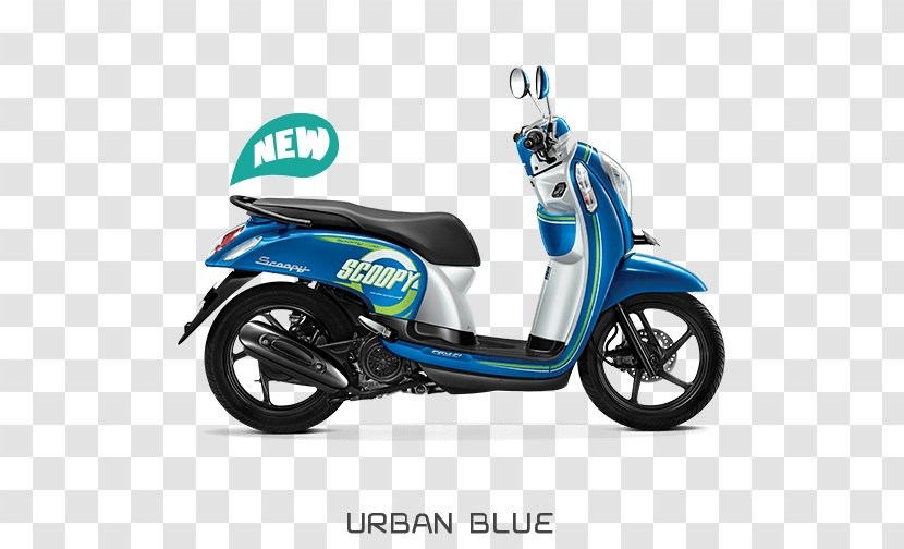 Honda Motor Company Scoopy Motorcycle Pt Astra Car Transparent Png