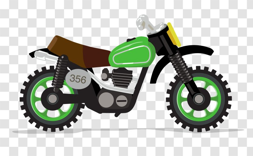 Car Motorcycle Accessories Animation Motor Vehicle - Toy - Printing Transparent PNG