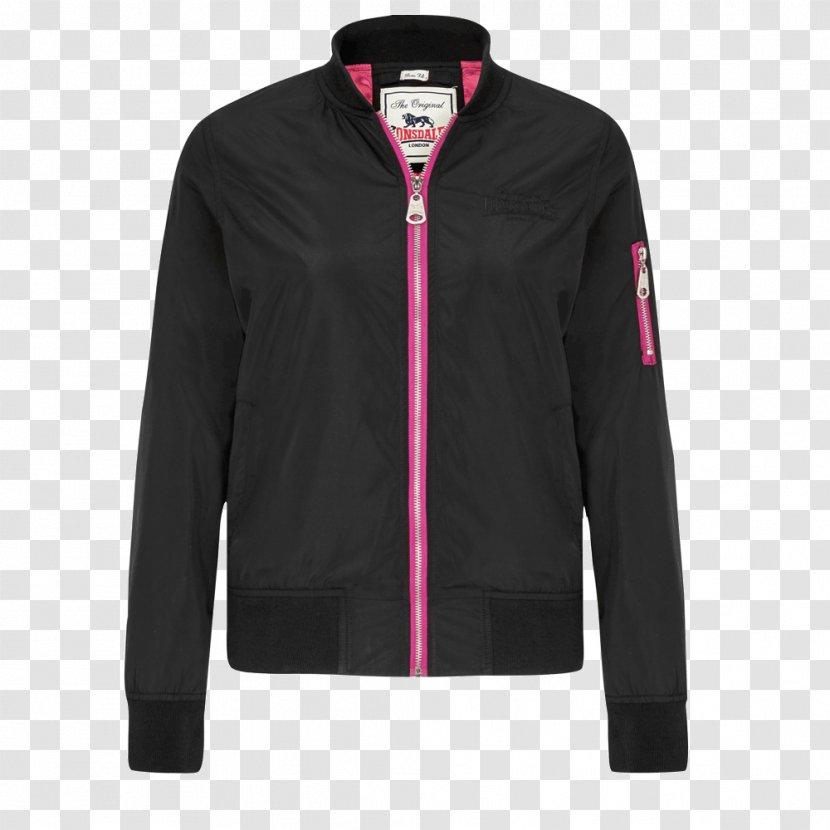 Flight Jacket Coat Bally Clothing - Cm Punk Transparent PNG