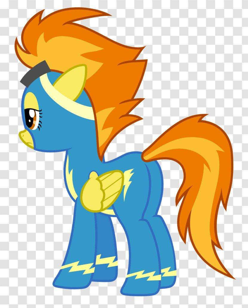 Pony Supermarine Spitfire Wonderbolt Academy - Tail Transparent PNG