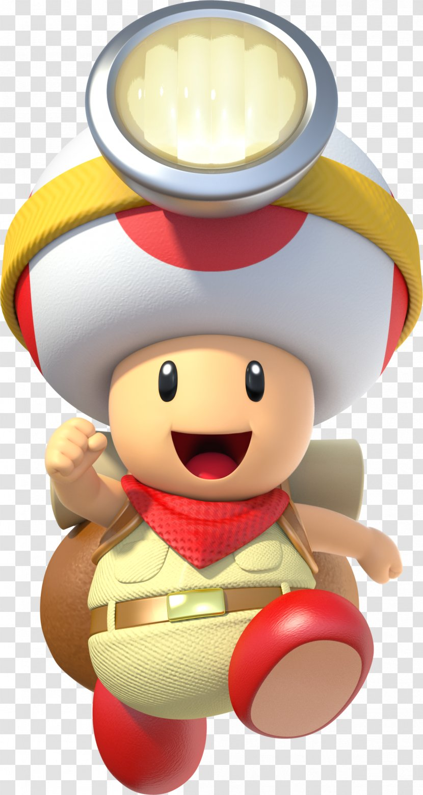 Captain Toad Treasure Tracker Super Mario Galaxy 2 Wii U Bros