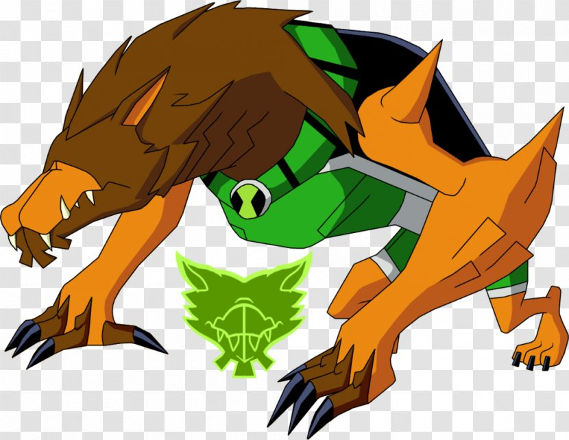 Image Ben 10 Alien Force Vilgax Attacks Deviantart 10 000 Mythical Creature Toy Story Transparent Png