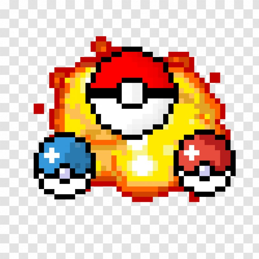 Explosion Pixel Art Gif Animation Sun Pokemon Transparent Png