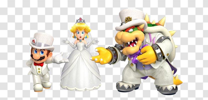 Super Mario Odyssey Bowser Princess Peach Bros Toy Bros