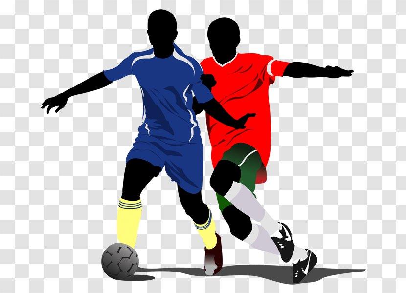 Football Player Sport Transparent PNG