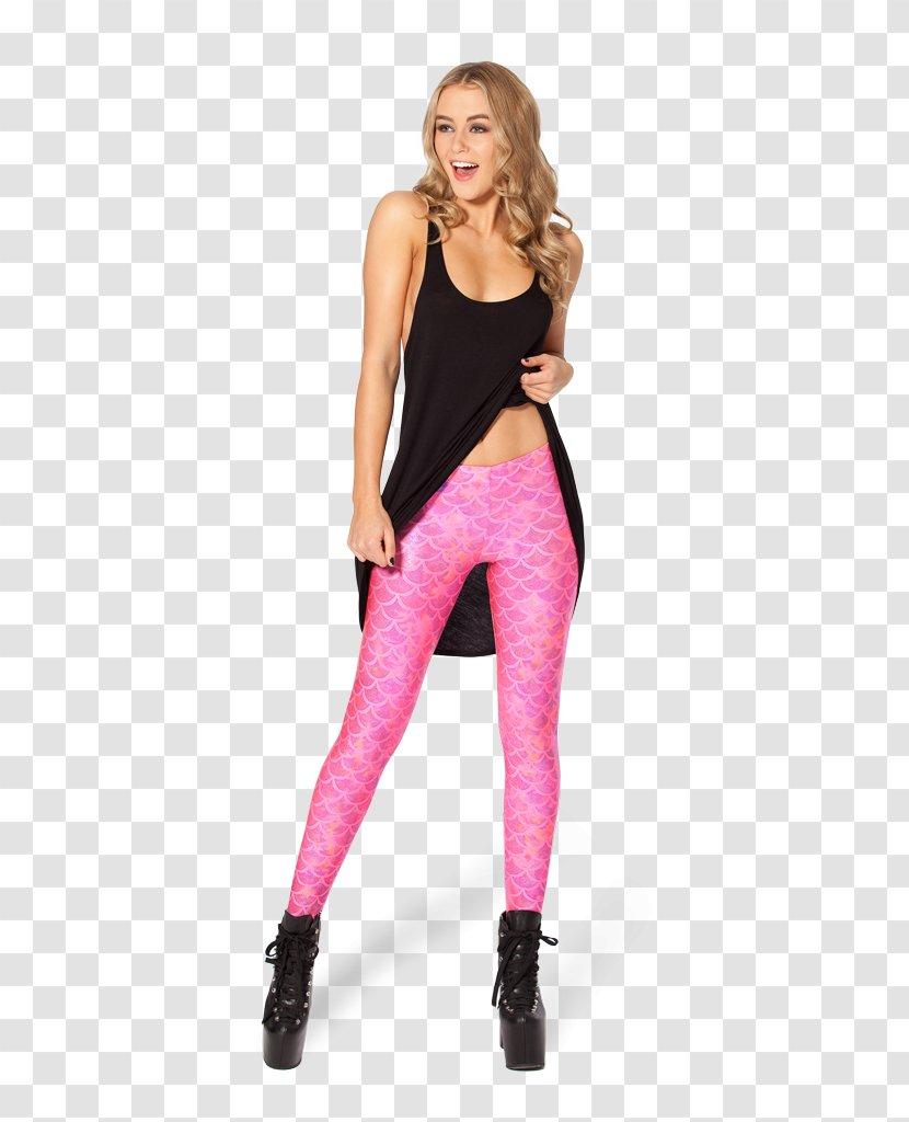 Leggings Pants Wetlook Blue Pink Fashion Black Barbie Transparent Png