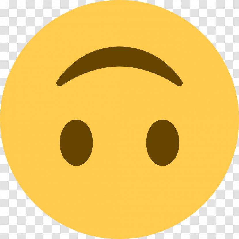 Smiley Emoji Emoticon Symbol Facebook Messenger Smile Blushing Transparent Png
