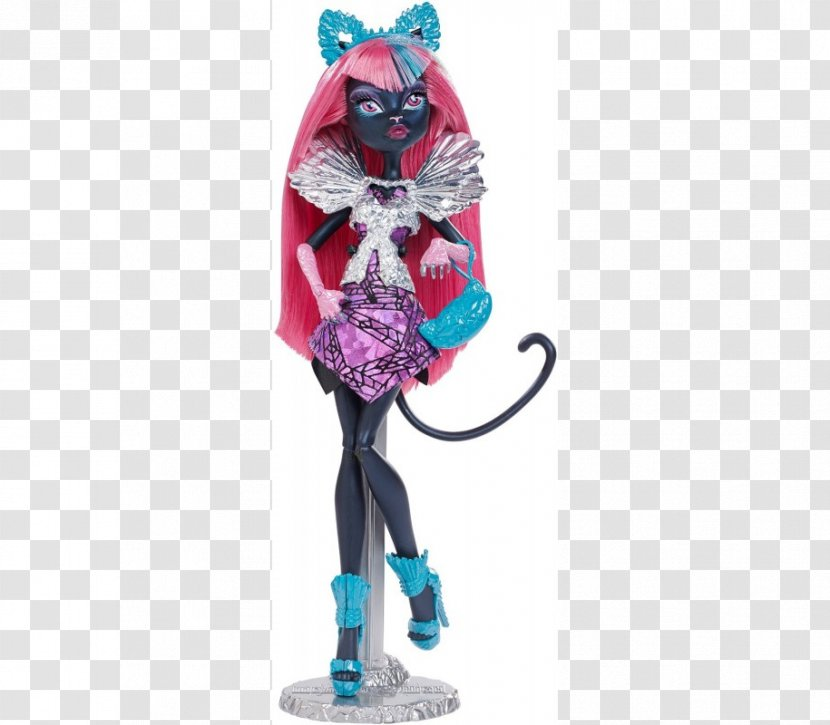 Monster High Boo York Bloodway Catty Noir Friday The 13th Doll City Schemes Nefera De Nile