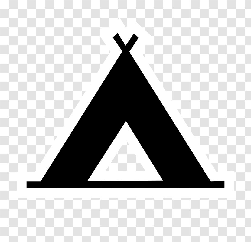 Camping Campsite Tent Hiking Clip Art Free Clipart Transparent Png