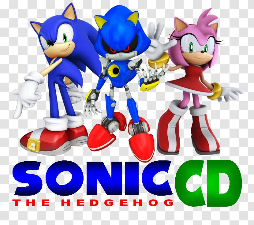 Sonic Cd The Hedgehog Adventure Sonic S Ultimate Genesis Collection Amy Rose Transparent Png