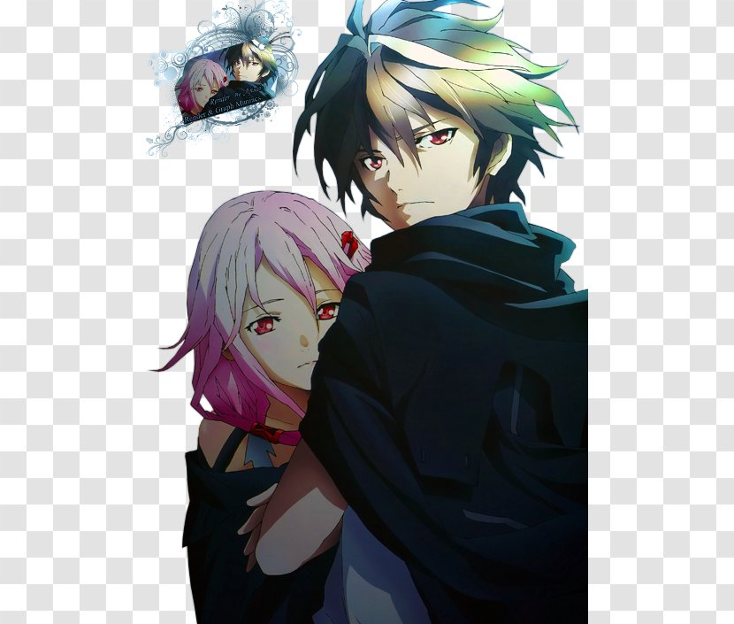 Guilty Crown Inori And Gai