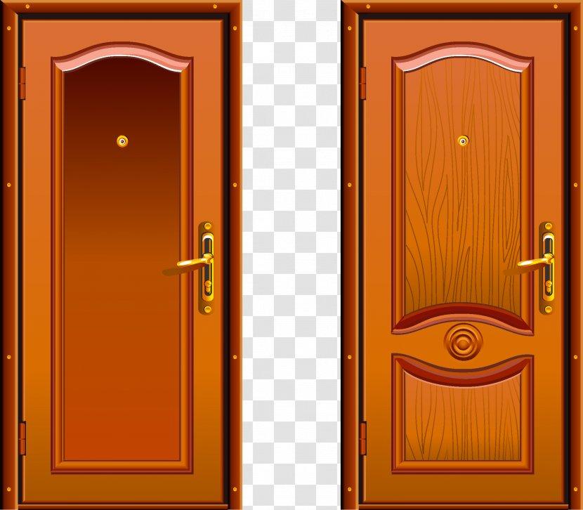 Door Window Wood House Plan The Transparent Png