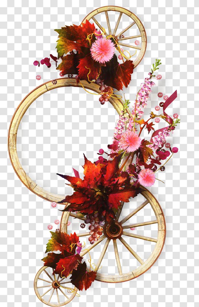 Wood Frame - Sticker - Bouquet Floristry Transparent PNG