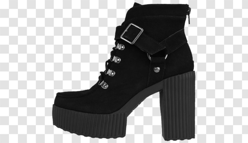 Fashion Boot High-heeled Shoe T.U.K.