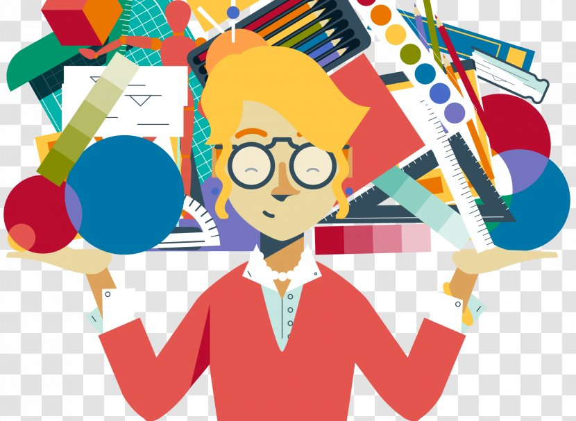 Clip Art Education Teacher School - Curriculum Transparent PNG