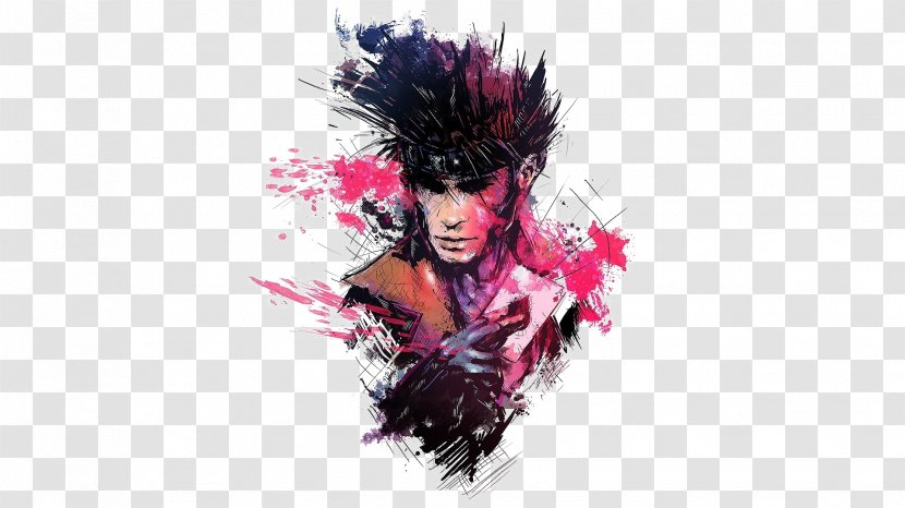 Gambit X Men Desktop Wallpaper Marvel Comics Xmen Origins Wolverine Transparent Png