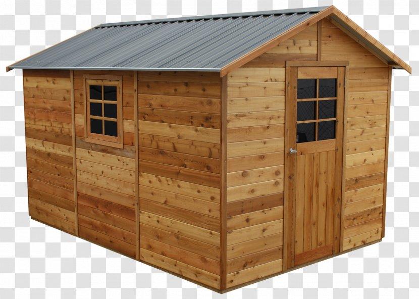 Shed Back Garden Gable Roof Floor Porch House Transparent Png
