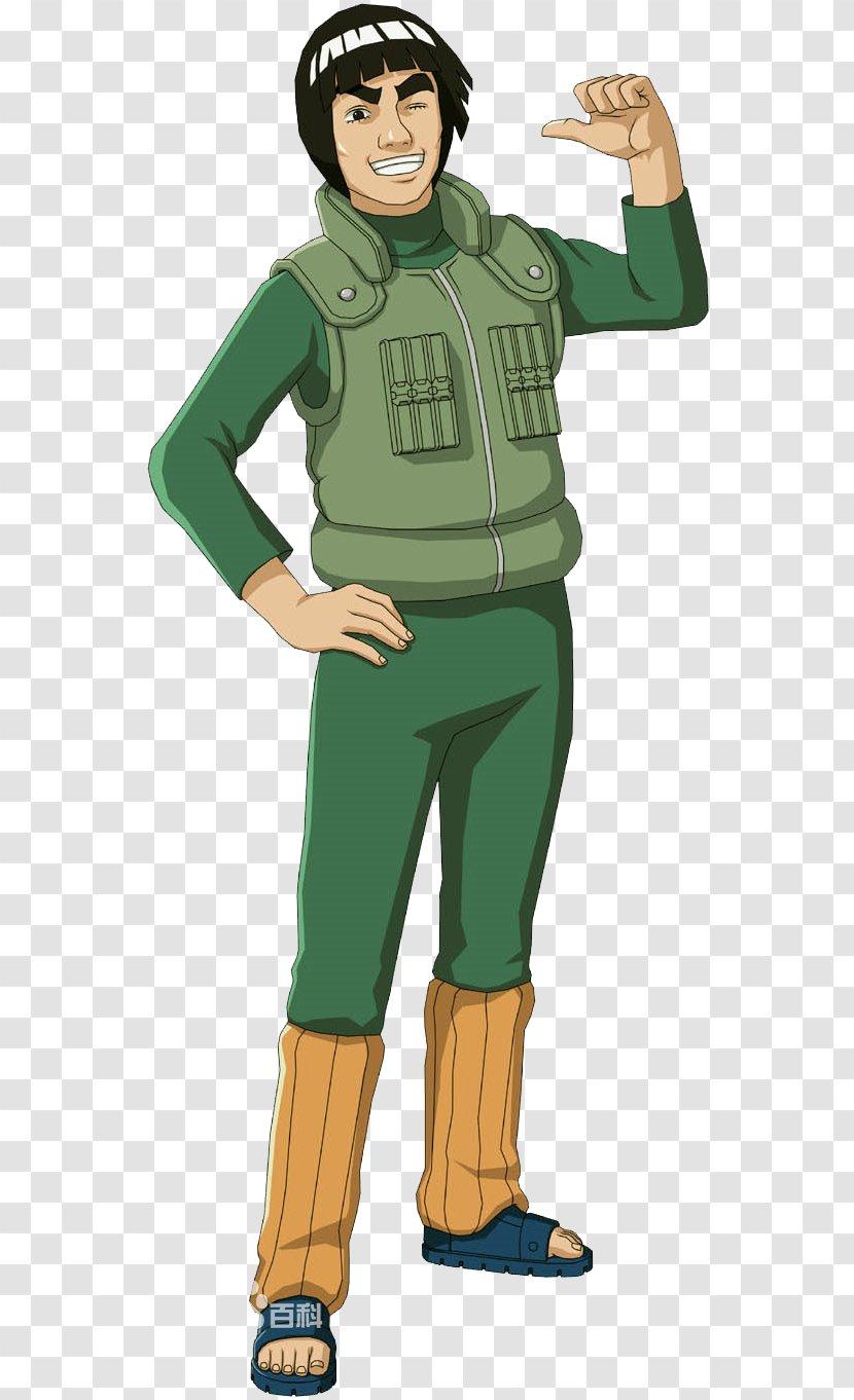 Might Guy Naruto Uzumaki Shippuden The Movie Rock Lee Kisame Hoshigaki Transparent PNG