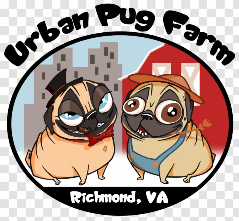 Pug Puppy Love Toy Dog Toys Fiction Urban Farm Transparent Png