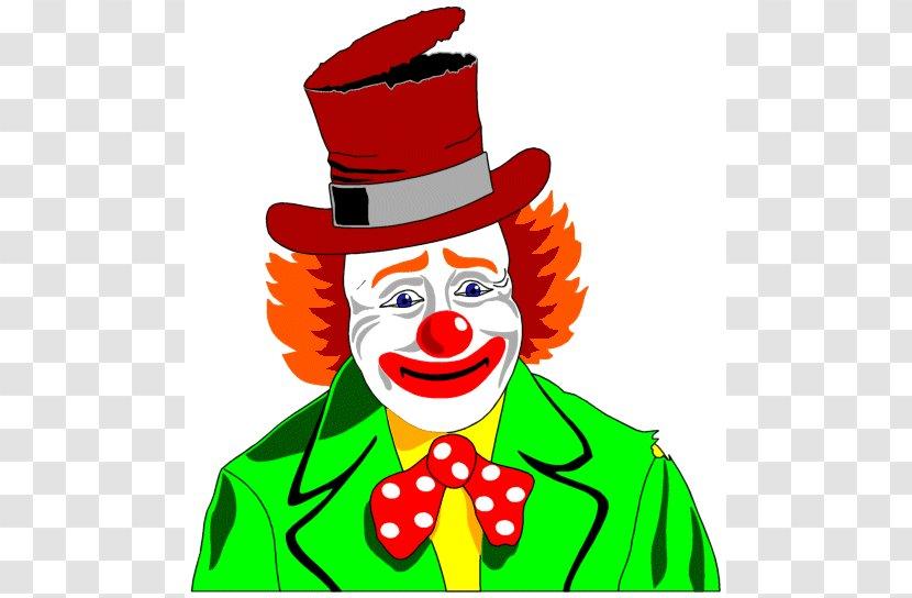 Joker Clown Circus Performance Clip Art - Laughter - Images Transparent PNG