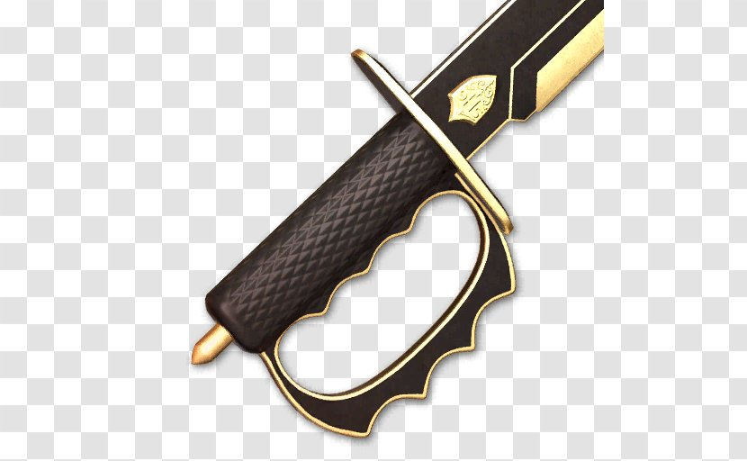 Call Of Duty Wwii Trench Knife Weapon Video Game Combat Cold Duty Transparent Png
