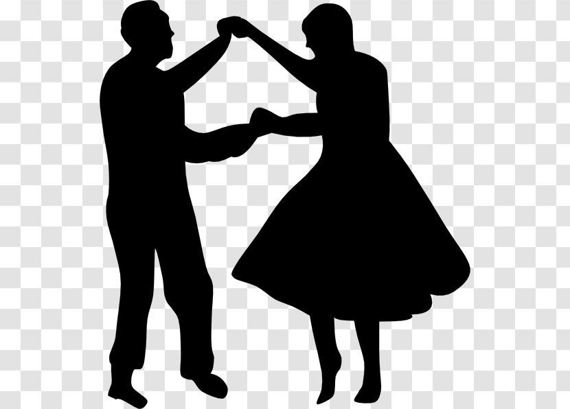 Partner Dance Clip Art Human Behavior Dancers Cliparts Transparent Png