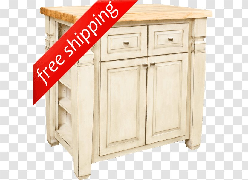 Butcher Block Kitchen Furniture Table Bathroom Transparent Png
