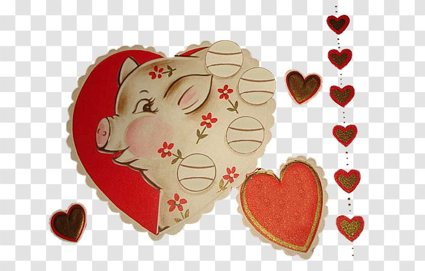 Valentine's Day - Love - Heart Transparent PNG