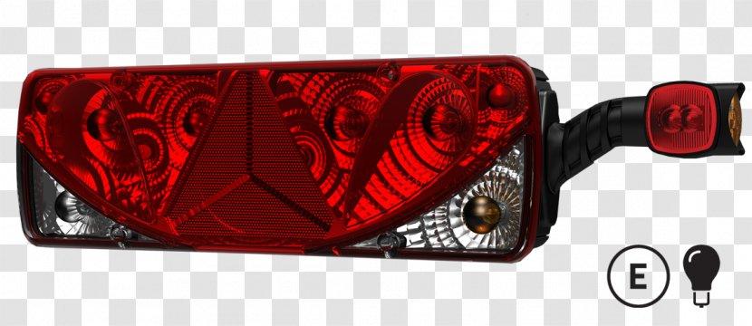 Automotive Tail & Brake Light Transparent PNG