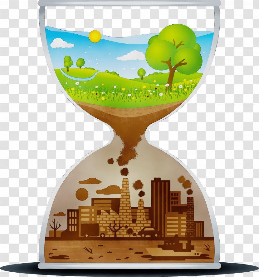 Trophy Cartoon Pollution Houseplant World Transparent Png