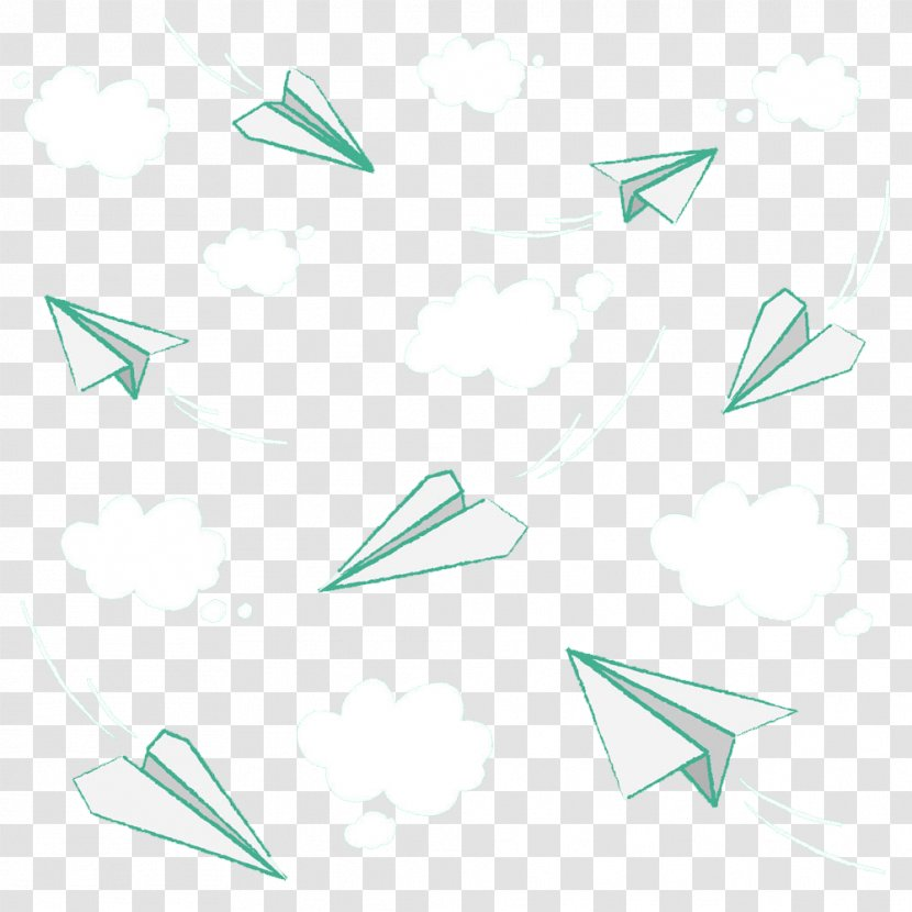 transparent background paper airplane png transparent
