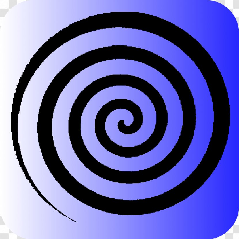 Spiral Circle Clip Art Transparent PNG