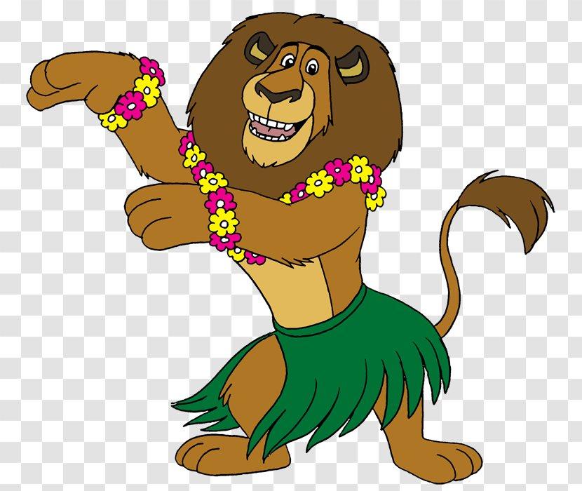 Hawaii Hula Dance Cartoon Clip Art Girls Dancer Transparent Png
