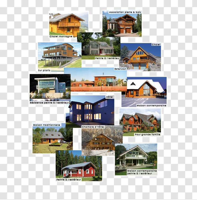 Finland House Property Roof Suburb - Collage Transparent PNG
