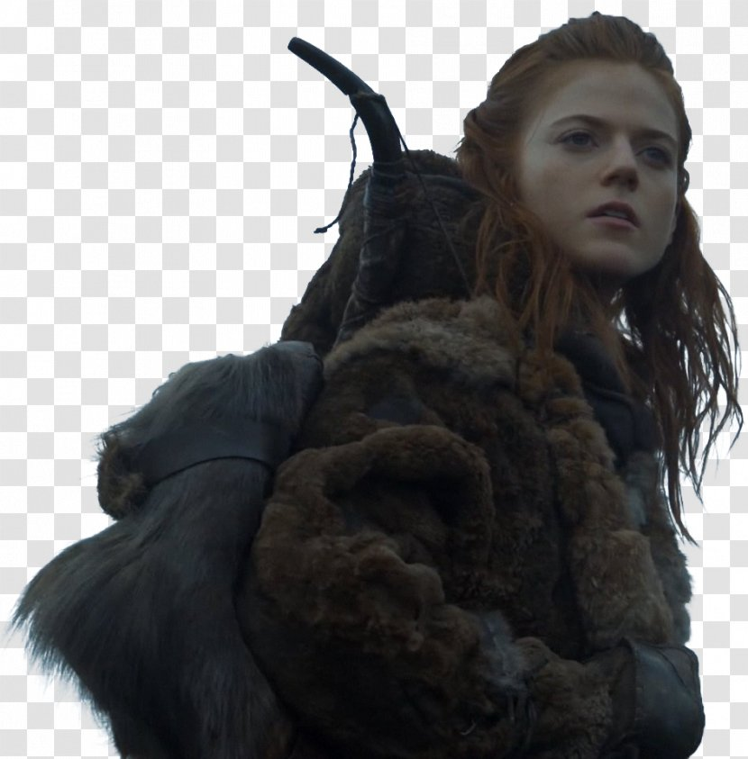 Rose Leslie A Game Of Thrones Ygritte Instyle Uk Transparent Png