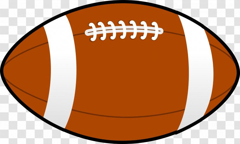 Rugby Ball Clip Art Football Id Transparent Png
