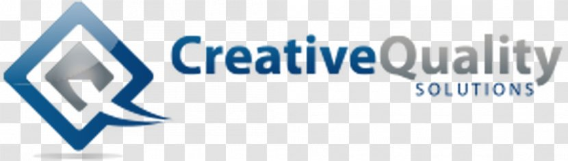 Creative Quality Solutions Logo Management Brand - Technology - Service Transparent PNG