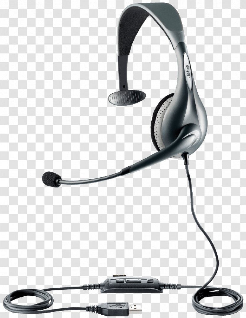 Jabra Uc Voice 150 Unified Communications Skype For Business Headphones 550 Softphone Transparent Png