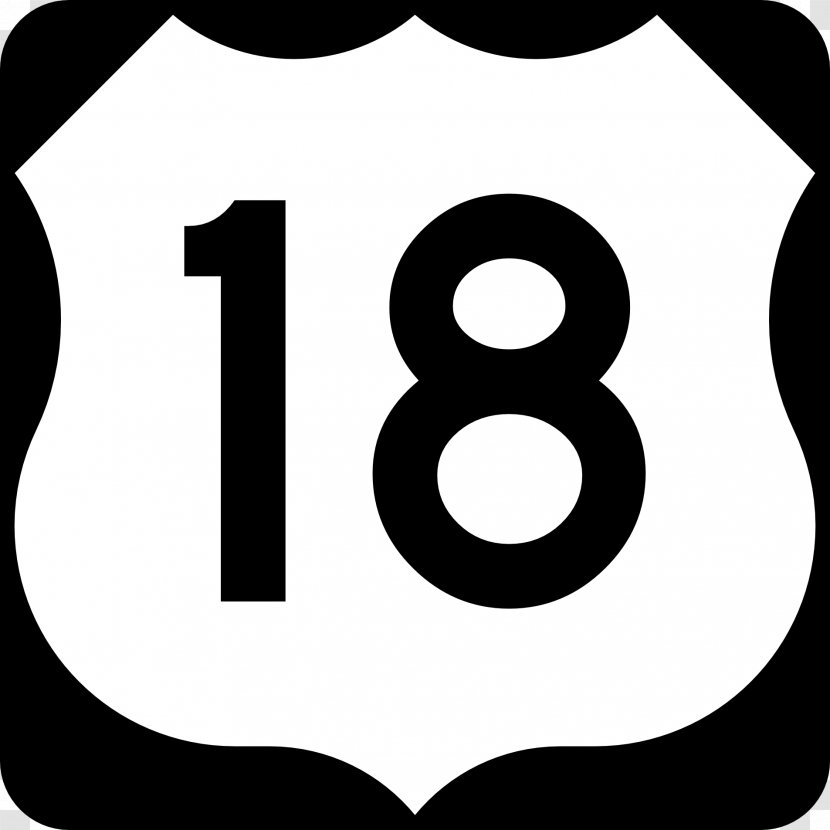 u s route 18 interstate 94 business 81 south dakota monochrome photography us transparent png pnghut