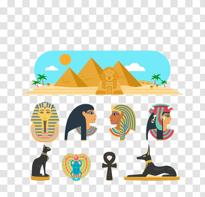 24+ Pyramids Cartoon Picture Images