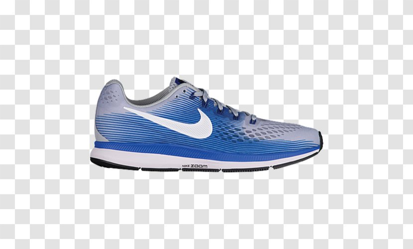carpintero Algebraico Perder la paciencia  Nike Air Zoom Pegasus 34 Men's Sports Shoes Foot Locker Transparent PNG