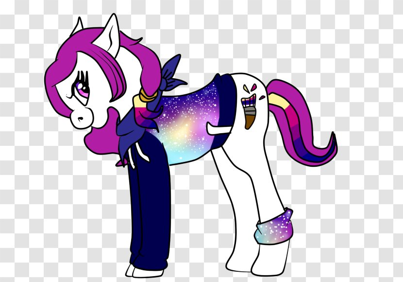Pony Character Horse Art - Watercolor - Sand Monster Transparent PNG