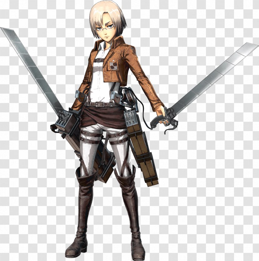 Attack On Titan 2 A O T Wings Of Freedom Hange Zoe Mikasa Ackerman Eren Yeager Heart Aot