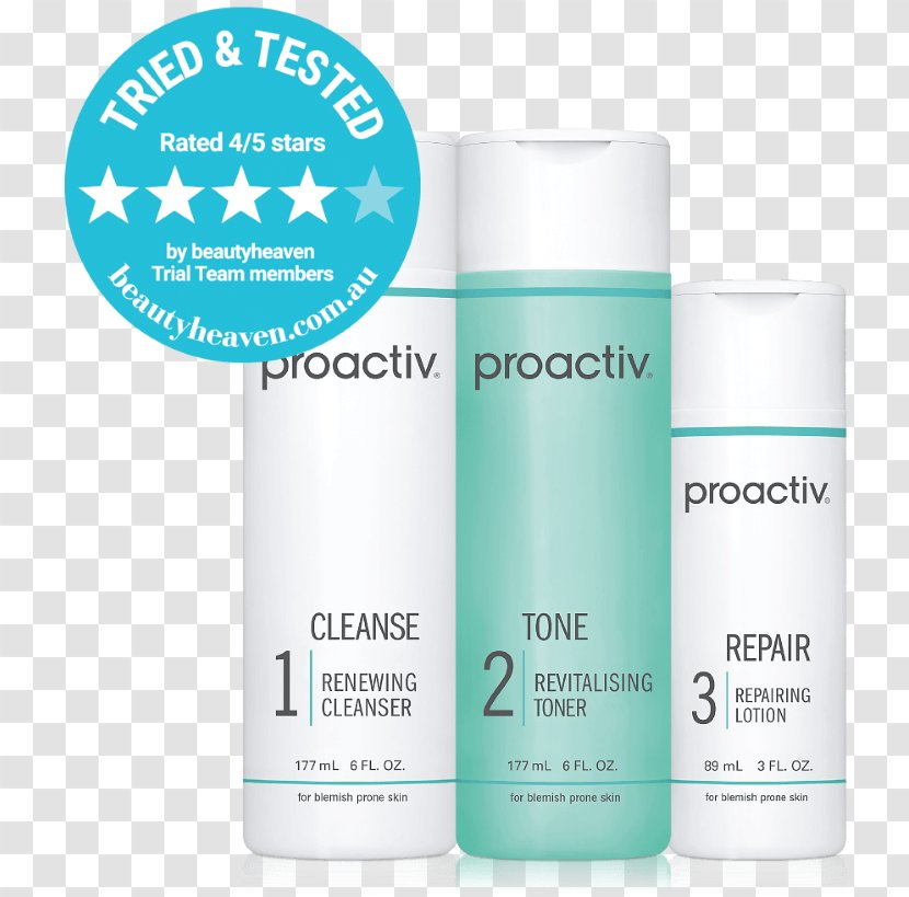 Proactiv Solution 3 Step System Lotion Skin Care Acne Proactive Transparent Png
